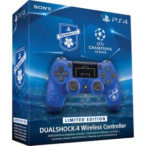 Sony PlayStation Wireless DualShock 4 Controller F.C. Ltd Edition - Blue £35 delivered @ AO.com