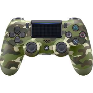 Sony PlayStation Wireless DualShock 4 Controller - Green Cammo £34.99 delivered @ Amazon & Currys (In-Store)