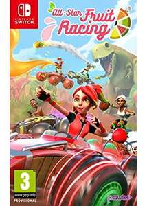 All-Star Fruit Racing (Nintendo Switch) - Base.com - £16.85