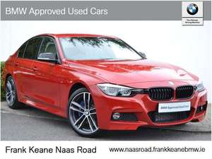 BMW 3 Series 320d Shadow Edition PCP - £32437.40 @ Sytner 0% interest