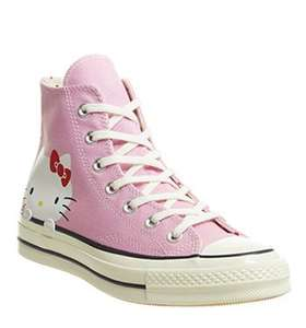 Hello Kitty Converse - Womens £50 + £3.50 delivery Offspring