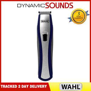 Wahl Lithium Midnight Lithium Stubble Trimmer Cordless - WM8541-806X £14.99 @ Ebay Store Dynamic Sounds