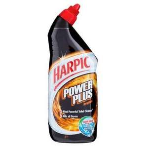Harpic Power Plus the BEST toilet cleaner £1 at . . Poundland