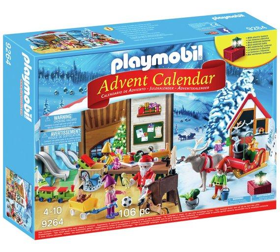 Playmobil Santa Advent Calendar £15.99 @ Argos (Free C&C)