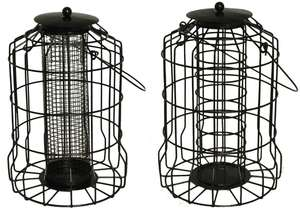 Kingfisher Squirrel Proof Fat Ball & Nut Feeder Set £4 @ Robert Dyas Clearance (Free C&C)