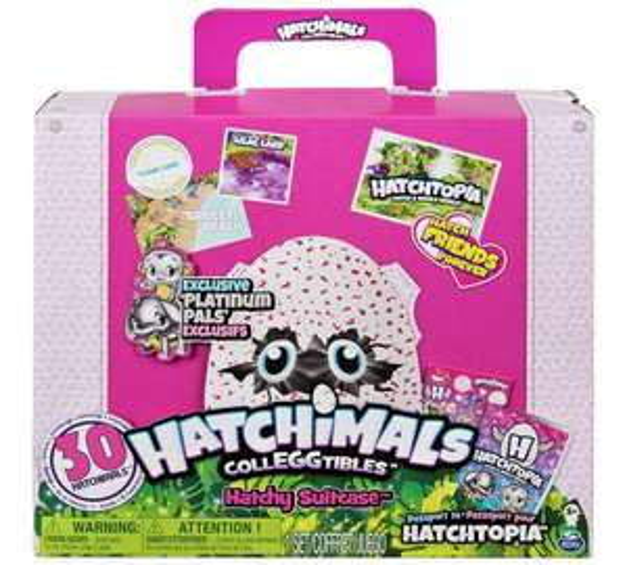 Hatchimals CollEGGtibles Hatchy Suitcase @ argos - £34.99