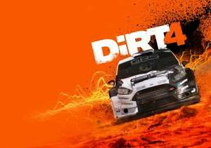 DiRT 4 PC Steam Key £7.46 with code @ Gamivo