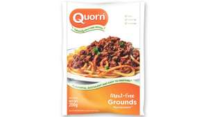 Quorn Meat Free Grounds 200g 2 For £1 Or 60p Each @ Heron Foods
