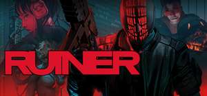 Ruiner (PC) for ~ £6 @ Play-Asia or Steam