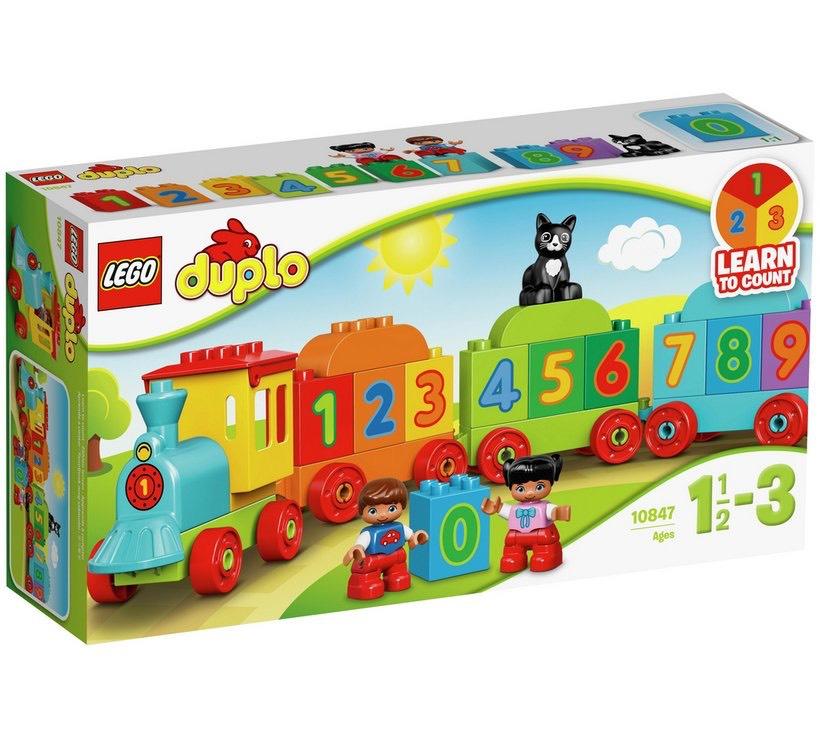 Lego Duplo train £9.99 @ Argos