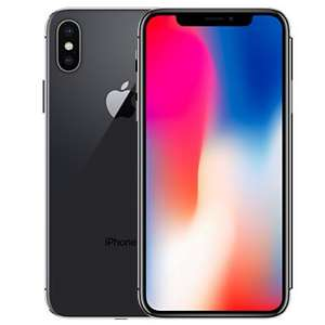 Unlocked iPhone X 64gb in space grey good / excellent refurbished & tested with 1 year warranty £565.25 @ Quick Mobile Fix