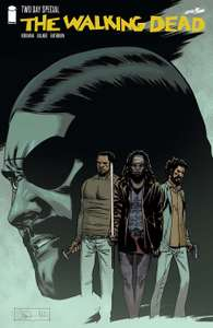 Free Walking Dead (Special Edition) Comic @ Forbidden Planet (Collect instore)