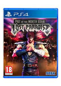 Fist of The North Star Lost Paradise - Includes Launch Day DLC - £38.85 @ Base