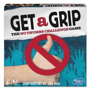 get a grip board game (maybe for xmas) - £4 @ Smyths