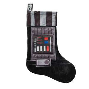 Star Wars Darth Vader Fleece Christmas Stocking only £3.79 delivered @ The Internet Gift Store