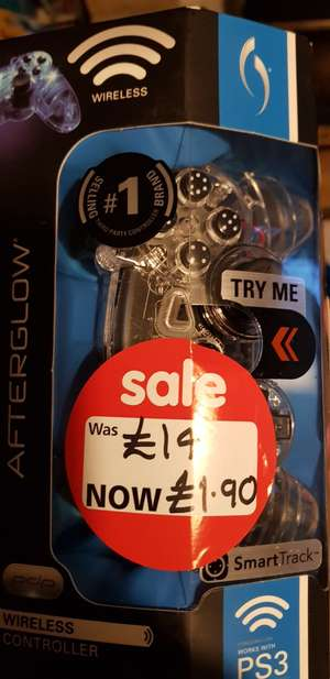 PS3/PC Controller - £1.90 - reduced in store Asda (Cannock)