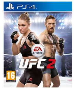 UFC 2 PS4 £11.99 NEW @ BASE
