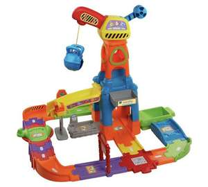 VTech toot toot construction site £26.99 @ Argos & more