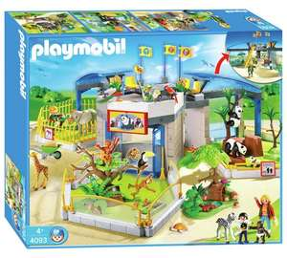 Playmobil 4093 baby animal zoo half price £44.99 @ argos