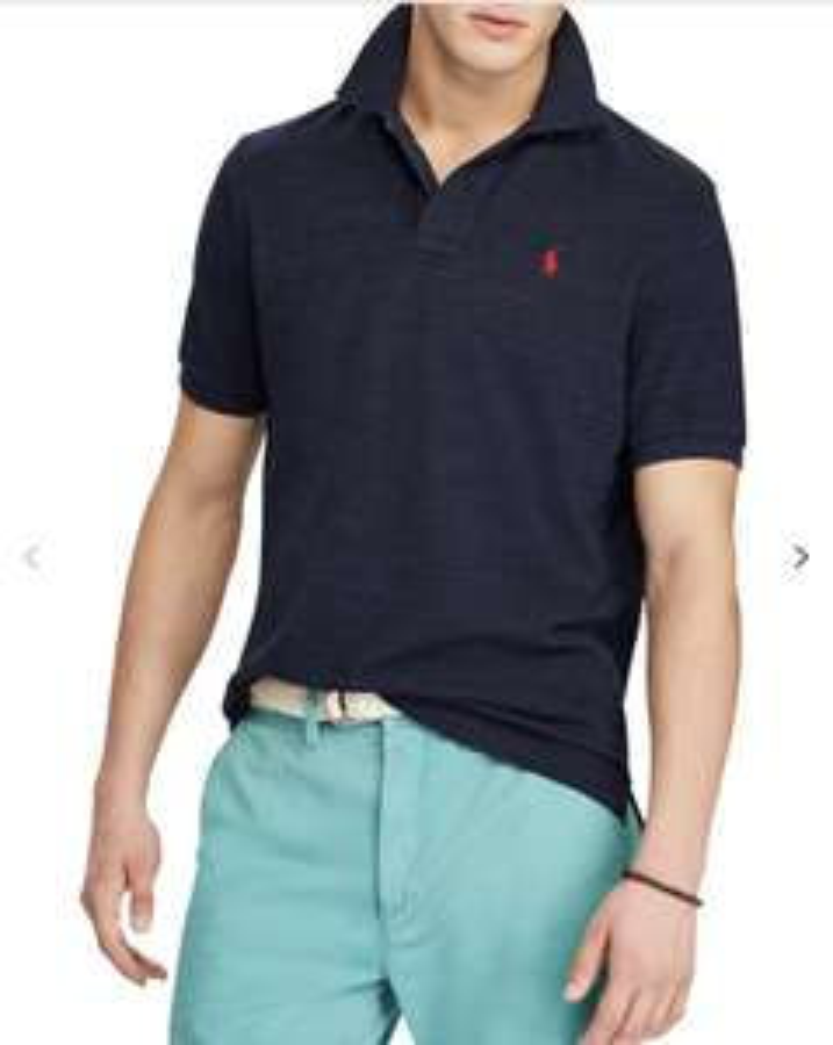 Ralph Lauren slim fit polo shirt £22 @ John Lewis & Partners