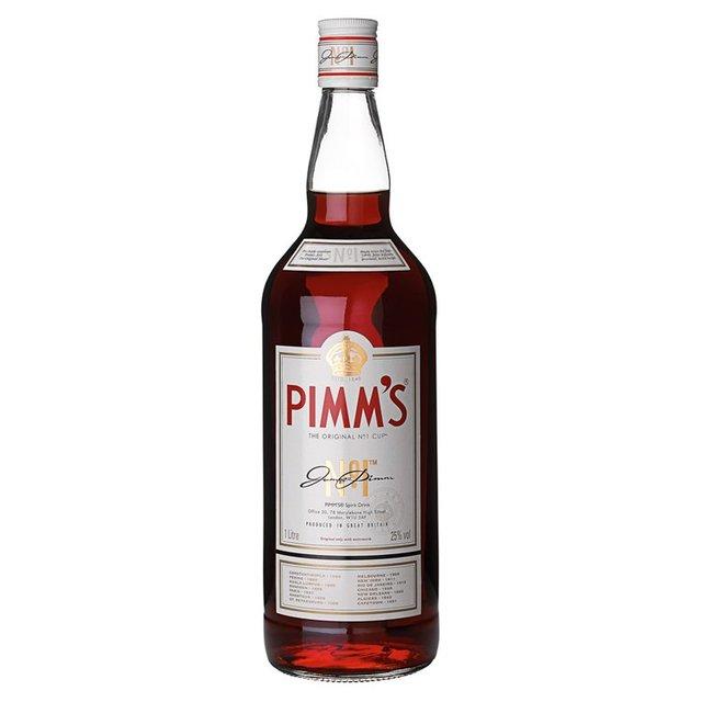 Pimms No.1 Original 1 litre £12 at Morrisons