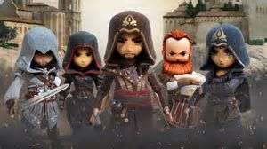 Assassin's Creed spin off for Android/iOS FREE next month @ Ubisoft