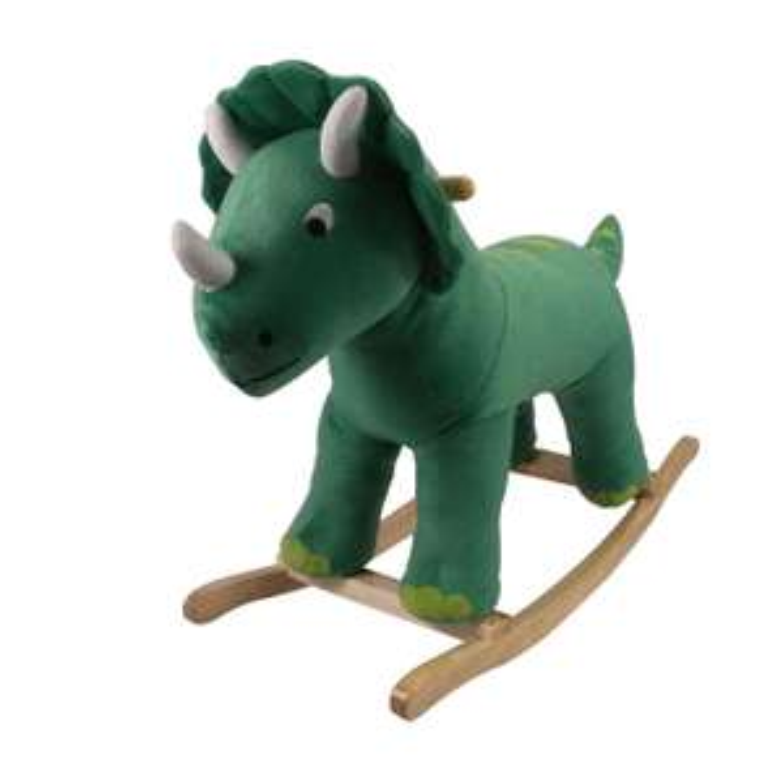 Rocking Dinosaur w/sound £35 C+C @ Dunelm (also Husky / Unicorn)