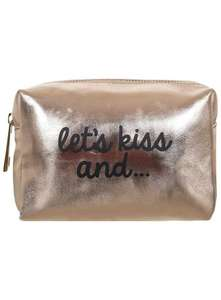 Miss Selfridges make up bag for £2 on sale and free delivery with code