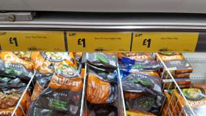 Quorn nuggets, pieces, fillets and mince all £1 in Morrison's