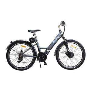 E-Life La Grande Folding Electric Bike ('Refurbished' but mine came as new)... £499 +£12 (48 hour delivery)...£511 ... Toymonster Ebay