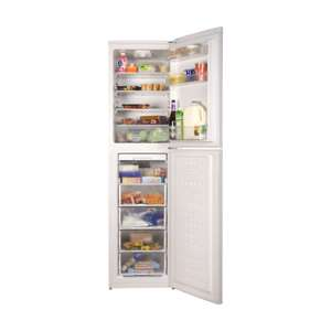 Beko CF5015APW A+ Rated Frost Free Fridge Freezer £280.25 with code @ Hughes