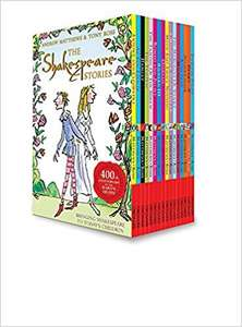 The Shakespeare Stories Collection - 16 Books - £7.20 (+ £2.95 P&P) @ Book People
