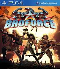 Broforce for PS4 £3.99 PSN ... the manliest game ever made???