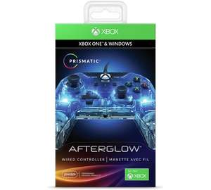 Xbox one FREE headset with afterglow controller £24.99 Argos