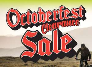 Up to 90% off Octoberfest Clearance Sale at Polaris Bikewear