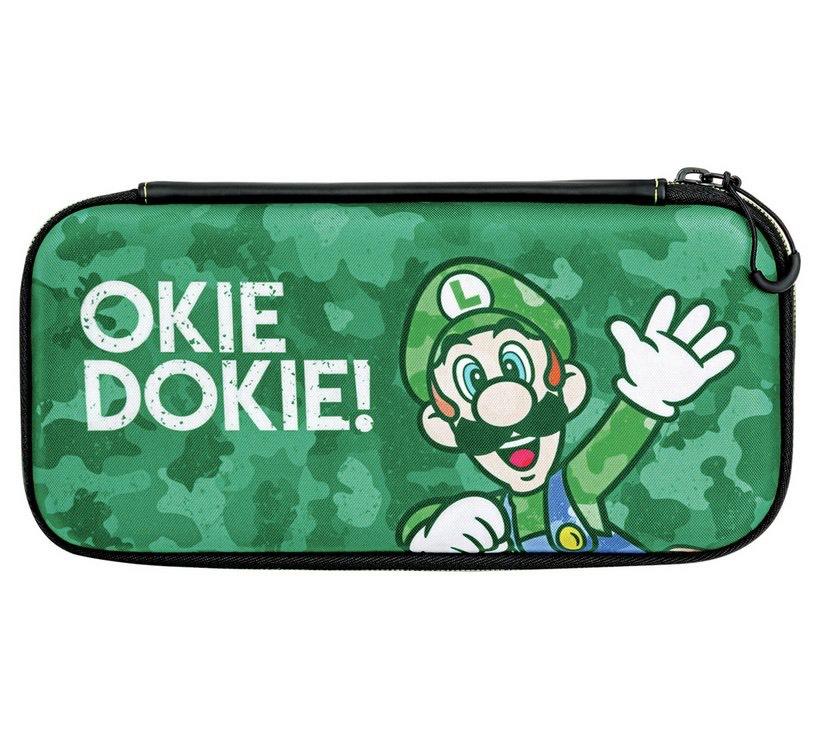 Nintendo Switch PDP Slim Luigi Case @ Argos - £9.99 (free C&C)