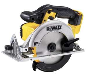 Dewalt cordless circular saw (Body Only) £91.99 @ Amazon