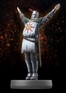 Heads Up - Rare Dark Souls Solaire of Astora Amiibo Pre-Order In-Stock at Bandai Namco Online Store £14.99 + £6.99 delivery