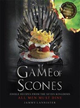 Game of Scones: All Men Must Dine £8.36 @ Wordery