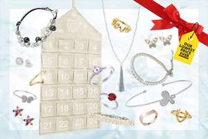 Pearl Shed Jewellery Advent Calendar with Freshwater Pearls - £26.98 delivered @ Living Social (Pearl Shed)