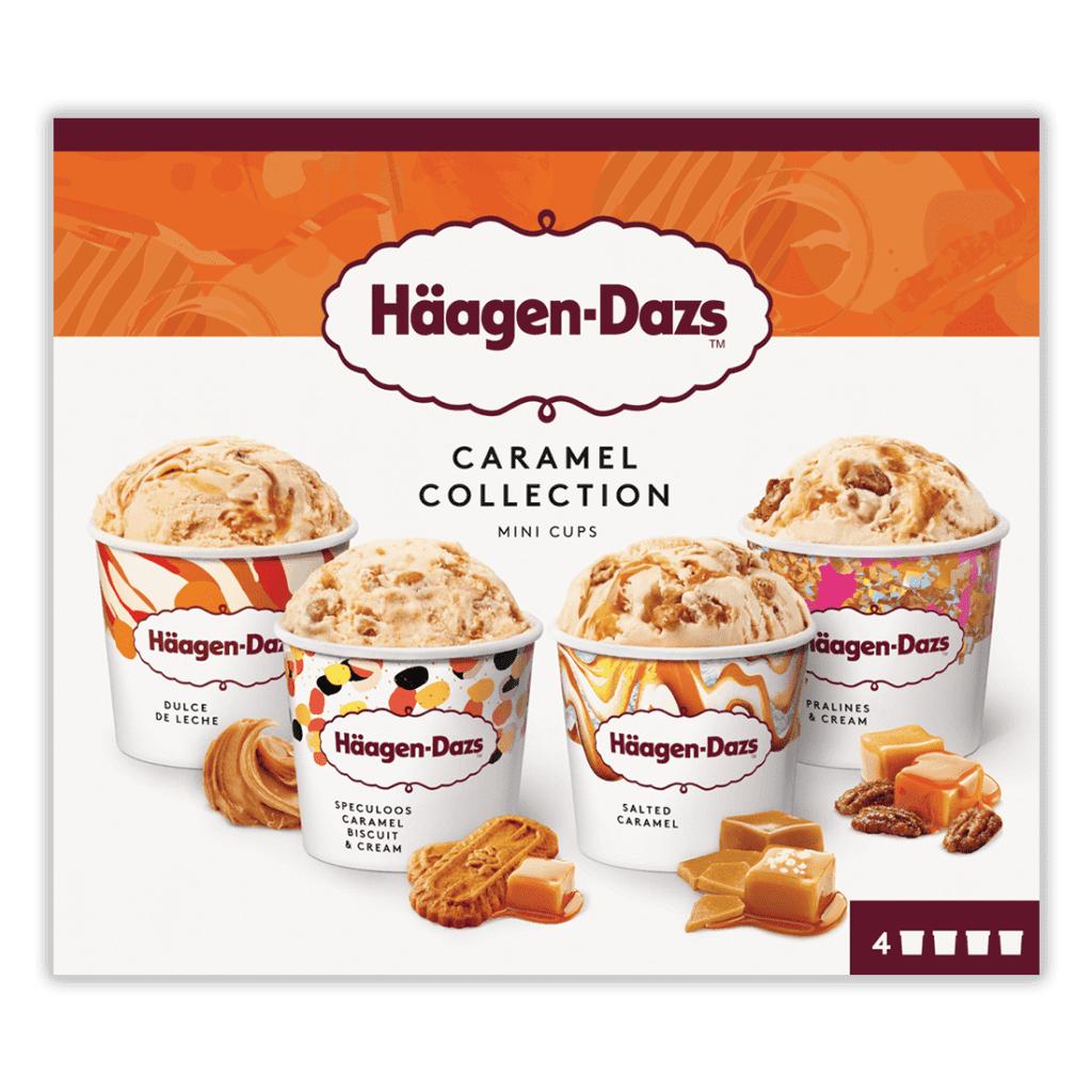 CO-OP haagen daz caramel collection £2.66