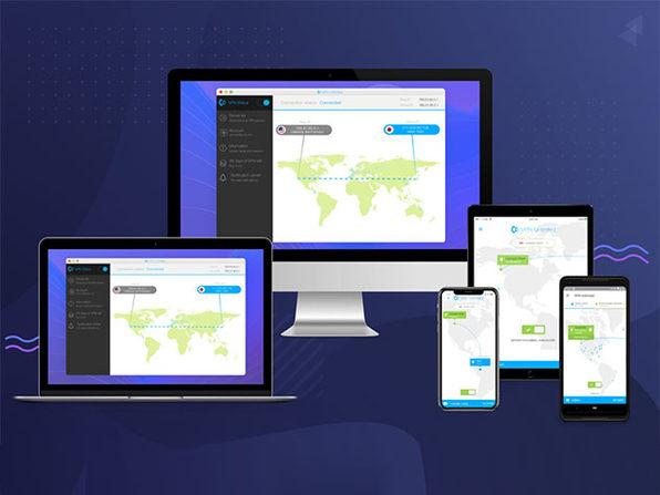 VPN Unlimited: Lifetime Subscription £30.40 via StackSocial