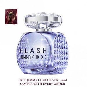 Jimmy Choo Flash Eau De Parfum 60ml Spray + Free Sample & Gift Wrap now £22 Delivered w/code @ Beauty Base