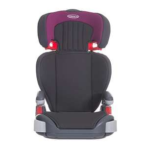 Graco Junior Maxi Lightweight Highback Booster Car Seat, Group 2/3, Royal Plum £22 @ Amazon