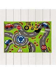 Childrens Road Map Rug now £2.50 @ Asda C+C