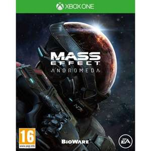Mass Effect Andromeda Xbox One £7.95 from TheGameCollection