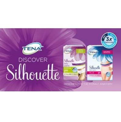 free tena silhouette samples