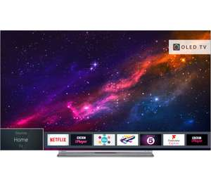 """Toshiba 55"""" OLED TV for £1299 @ Currys"""