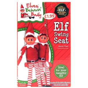 ELF SWING SEAT £1.99 @ Poundstretcher