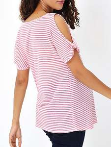 1\2 Price reductions on selected Maternity wear, eg Pink Stripe Top now £3 was £6 ( more available )  @ Asda C+C